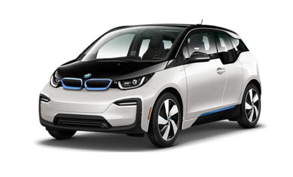 BMW I3 blanche d'occasion