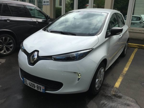Renault Zoé Life 2017 d'occasion