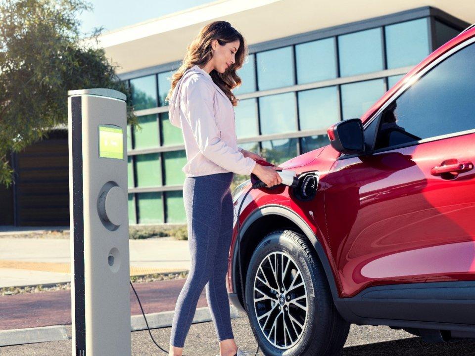 Voyager en voiture électrique